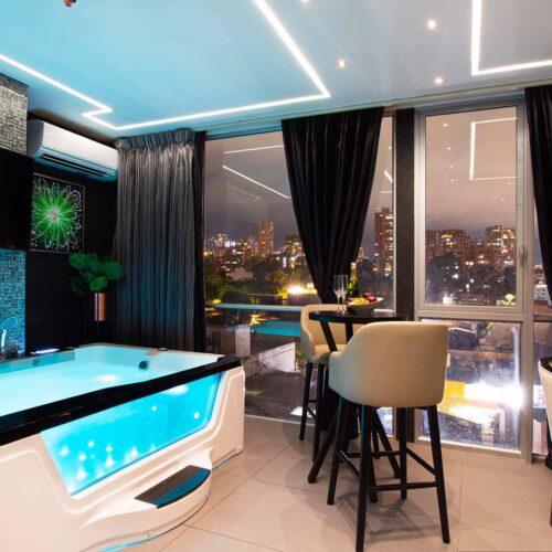 Ambassador suite with Soundproof windows & Doors