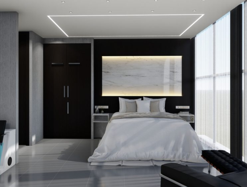Luxurious Hotel Suite Rooms