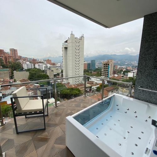 Penthouse in Medellin